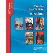 Saddleback Educational Publishing® Adventure Teacher's Resource Guide CD; Grades 9-12