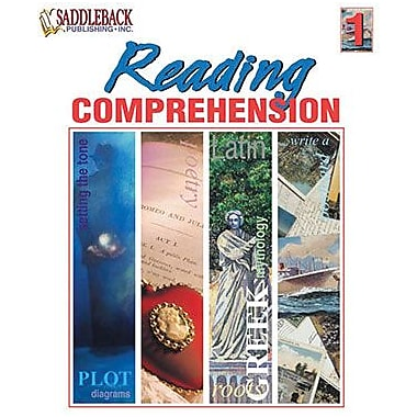 Saddleback Educational Publishing® Reading Comprehension 1