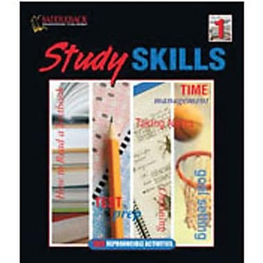 Saddleback Educational Publishing® Study Skills 1; Grades 6-12
