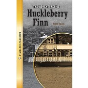 Saddleback Educational Publishing® Timeless Classics; The Adventures of Huckleberry Finn, Read-Along