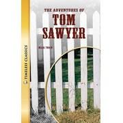 Saddleback Educational Publishing® Timeless Classics; The Adventures of Tom Sawyer, Read-Along