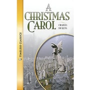 Saddleback Educational Publishing® Timeless Classics; A Christmas Carol, Audio Package, Read A-long