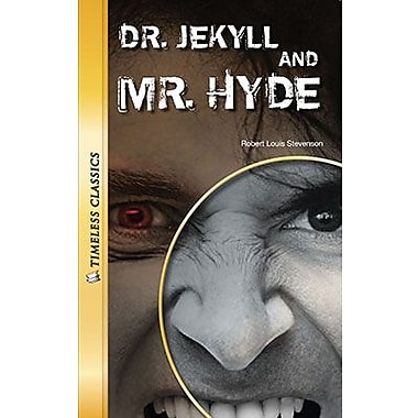Saddleback Educational Publishing® Timeless Classics; Dr. Jekyll and Mr. Hyde, Read-Along