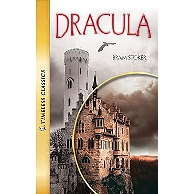 Saddleback Educational Publishing® Timeless Classics; Dracula, Audio Package, Read A-long