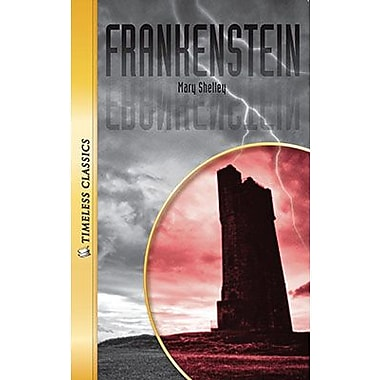 Saddleback Educational Publishing® Timeless Classics; Frankenstein, Audio Package, Read-Along