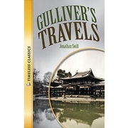 Saddleback Educational Publishing® Timeless Classics; Gulliver's Travels, Audio Package, Read-Along