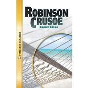 Saddleback Educational Publishing® Timeless Classics; Robinson Crusoe, Audio Package