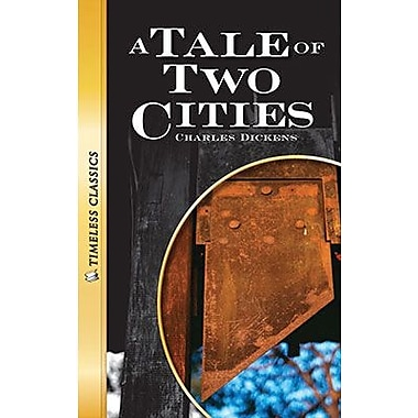 Saddleback Educational Publishing® Timeless Classics; A Tale of Two Cities, Read-Along