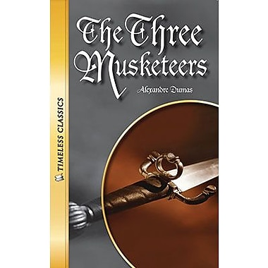 Saddleback Educational Publishing® Timeless Classics; The Three Musketeers, Read-Along