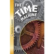 Saddleback Educational Publishing® Timeless Classics; The Time Machine, Audio Package, Read-Along