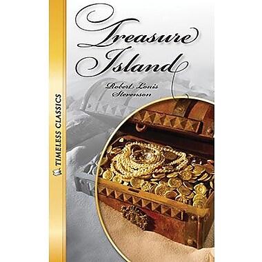 Saddleback Educational Publishing® Timeless Classics; Treasure Island, Audio Package, Read-Along