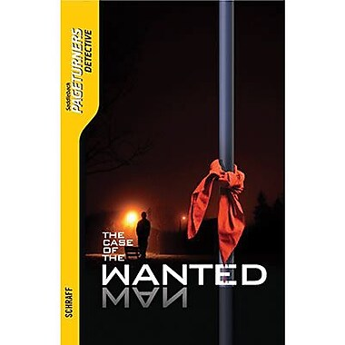 Saddleback Educational Publishing® Case of the Wanted Man, The; Detective, Grades 9-12