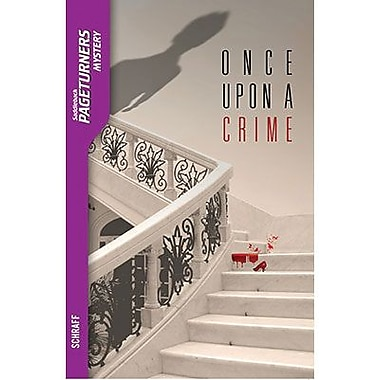 Saddleback Educational Publishing® Once Upon a Crime; Mystery, Audio, Grades 9-12