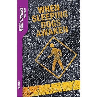 Saddleback Educational Publishing® When Sleeping Dogs Awaken; Mystery, Audio, Grades 9-12
