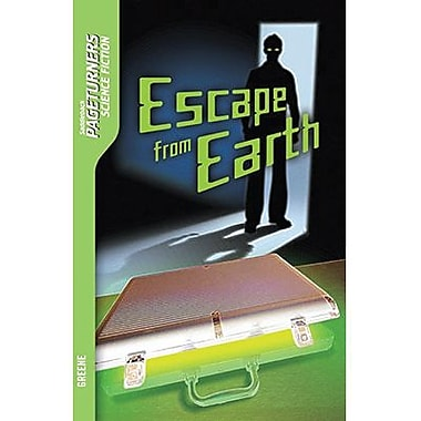 Saddleback Educational Publishing® Escape from Earth; Science Fiction, Audio