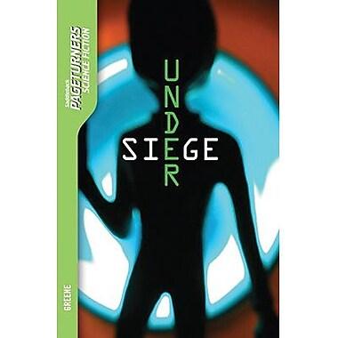 Saddleback Educational Publishing® Under Siege; Science Fiction, Audio, Read-Along, Grades 9-12