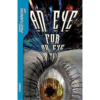 Saddleback Educational Publishing® An Eye for an Eye; Spy, Audio, Read-Along, Grades 9-12