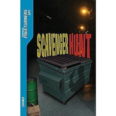 Saddleback Educational Publishing® Scavenger Hunt; Spy, Audio, Grades 9-12
