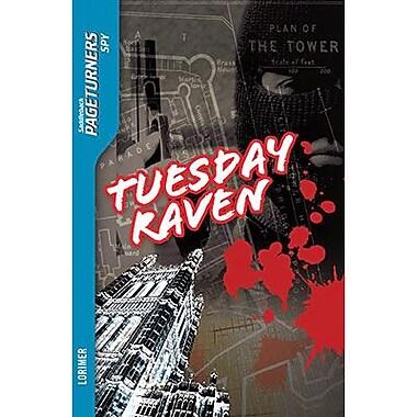 Saddleback Educational Publishing® Tuesday Raven; Spy, Audio, Grades 9-12