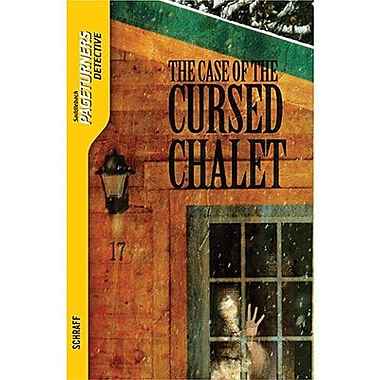 Saddleback Educational Publishing® Case of the Cursed Chalet, The; Detective, Audio, Read-Along