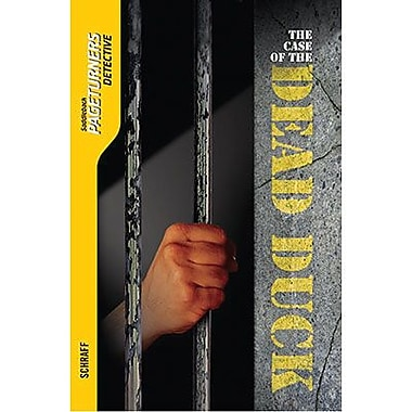 Saddleback Educational Publishing® Case of the Dead Duck, The; Detective, Audio, Read-Along