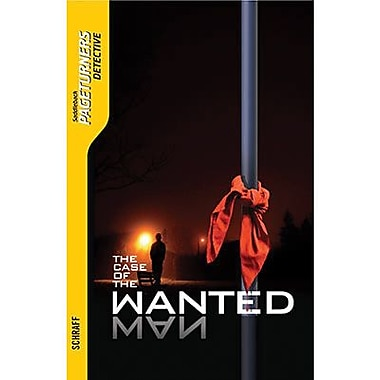 Saddleback Educational Publishing® Case of the Wanted Man, The; Detective, Audio, Grades 9-12
