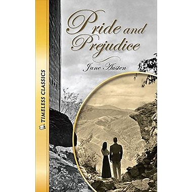 Saddleback Educational Publishing® Timeless Classics; Pride and Prejudice, Audio Package, Read-Along