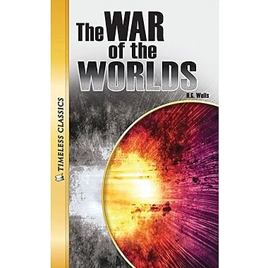 Saddleback Educational Publishing® Timeless Classics; War of the Worlds, Audio Package, Read-Along