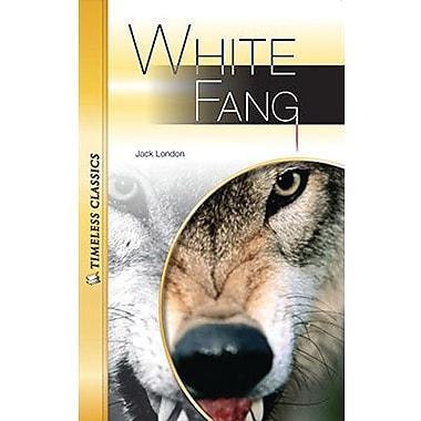 Saddleback Educational Publishing® Timeless Classics; White Fang, Audio Package, Read-Along