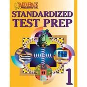 Saddleback Educational Publishing® Standardized Test Prep 1; Grades 6-12