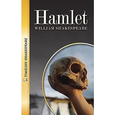 Saddleback Educational Publishing® Timeless Shakespeare; Hamlet, Audio Package, Read-Along 9 -12