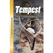 Saddleback Educational Publishing® Timeless Shakespeare; The Tempest, Audio Package, Read-Along