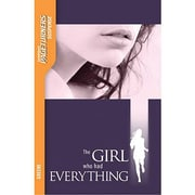 Saddleback Educational Publishing® Girl Who Had Everything, The; Suspense, Grades  9-12