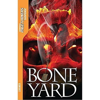 Saddleback Educational Publishing® Boneyard; Read-Along, Suspense, Audio, Grades 9-12
