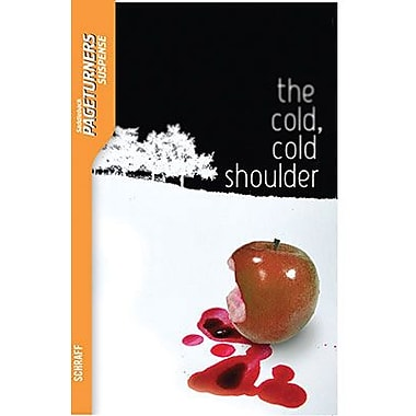 Saddleback Educational Publishing® Cold, Cold Shoulder The; Suspense, Read-Along, Audio, Grades 9-12