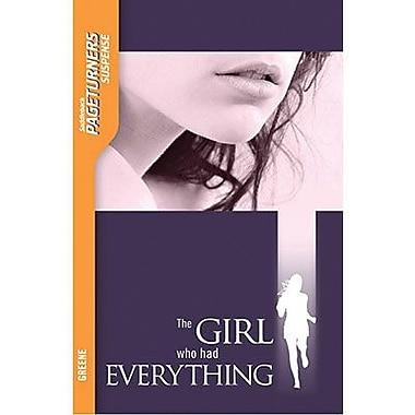 Saddleback Educational Publishing® Girl Who Had Everything, The; Suspense, Read A-long, Audio