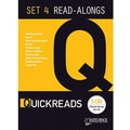 Saddleback Educational Publishing® QuickReads 4; Read-Along Set, Grades 9-12