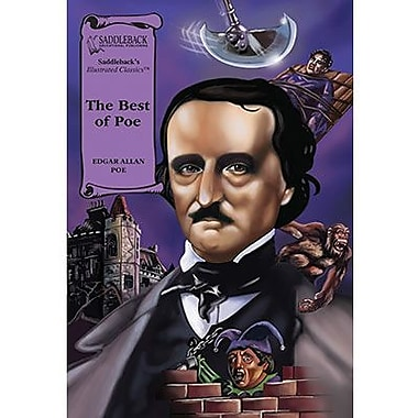 Saddleback Educational Publishing® The Best of Poe Read-Along; Grades 9-12