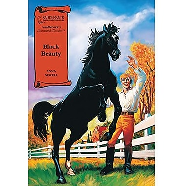 Saddleback Educational Publishing® Black Beauty; Grades 9-12