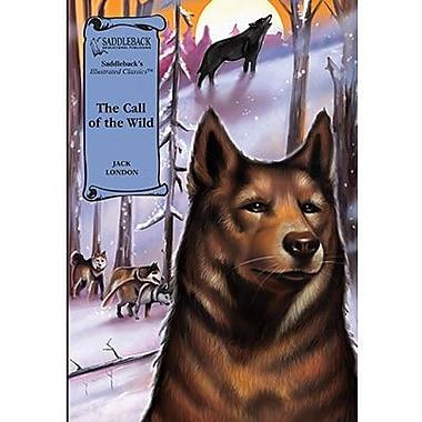 Saddleback Educational Publishing® The Call of the Wild Read-Along; Grades 9-12