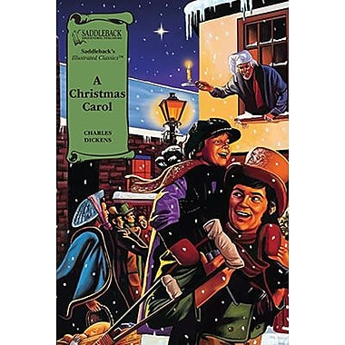 Saddleback Educational Publishing® A Christmas Carol; Grades 9-12