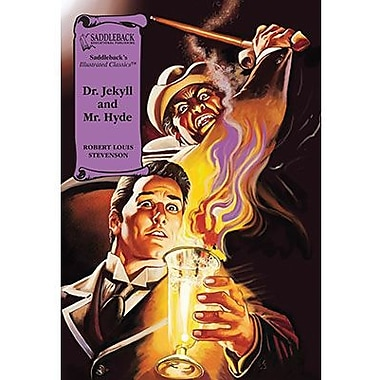 Saddleback Educational Publishing® Dr. Jekyll and Mr. Hyde; Read-Along, Grades 9-12