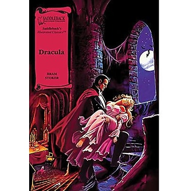 Saddleback Educational Publishing® Dracula; Grades 9-12