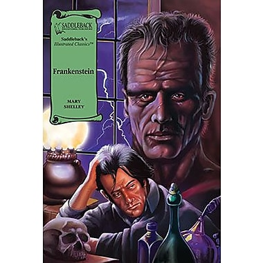 Saddleback Educational Publishing® Frankenstein; Grades 9 -12