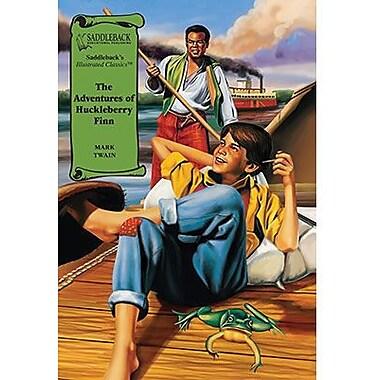 Saddleback Educational Publishing® The Adventures of Huckleberry Finn; Grades 9-12