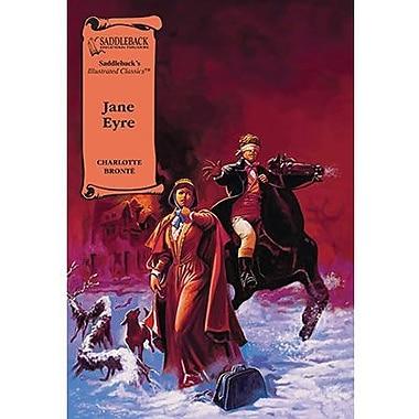 Saddleback Educational Publishing® Jane Eyre; Read-Along, Grades 9-12