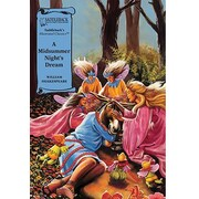Saddleback Educational Publishing® A Midsummer Night's Dream Read-Along; Grades 9-12