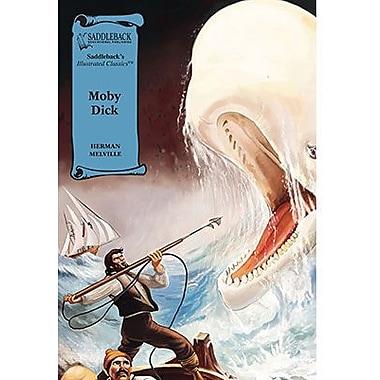 Saddleback Educational Publishing® Moby Dick; Grades 9-12