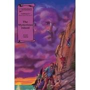 Saddleback Educational Publishing® The Mysterious Island; Read-Along, Grades 9-12