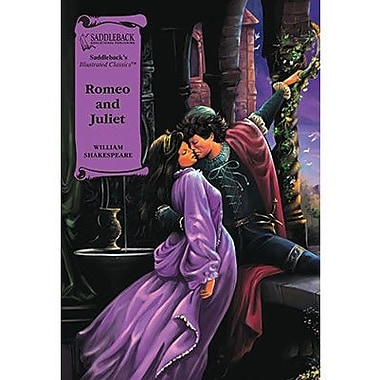 Saddleback Educational Publishing® Romeo and Juliet; Grades 9-12